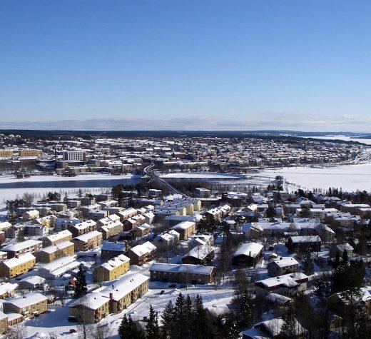 Östersund – Jämtlands huvudstad